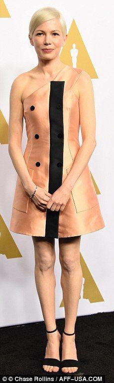 Fashion standouts: : Natalie Portman, Michelle Williams, Emma Stone and Nicole Kidman brought the glamour
