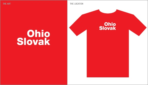 Ohio Slovak tee from Social Dept. How do I not own this yet?