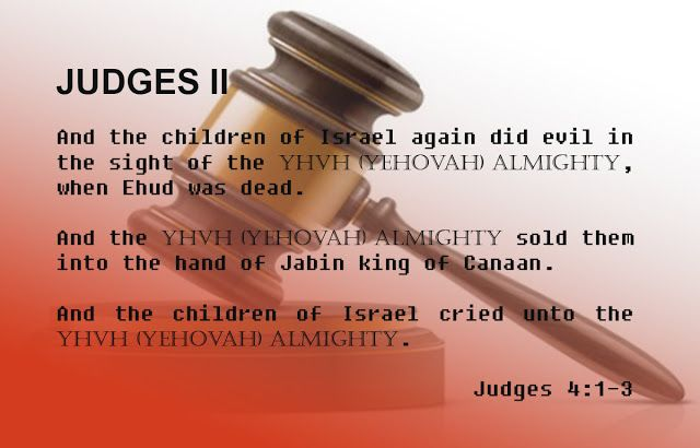 "Easy understanding of the Holy Bible.: ""Judges II """