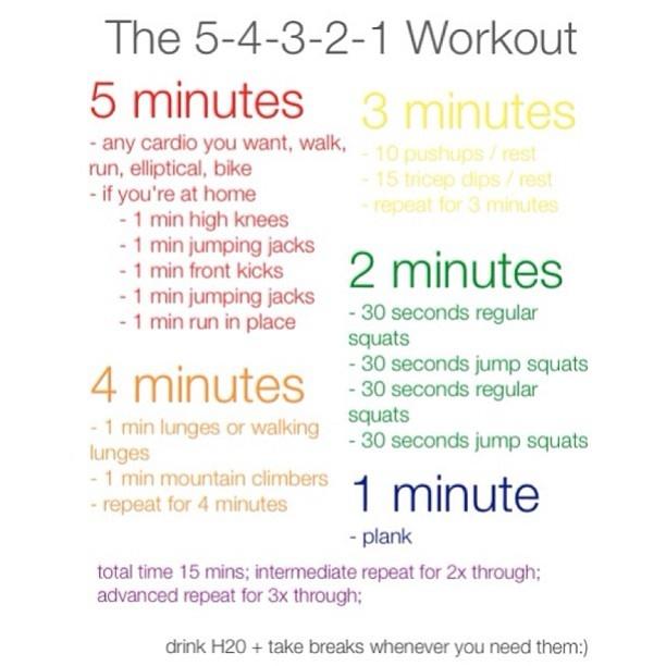 Daily Workout http://www.fitbys.com Motivational Sportswear