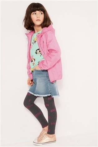 Buy Grey Batgirl Leggings (3-16yrs) from the Next UK online shop