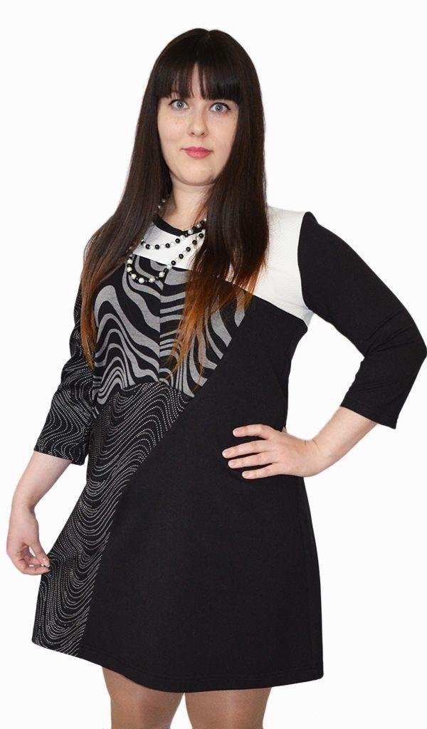 Платье женское трикотажное Лола