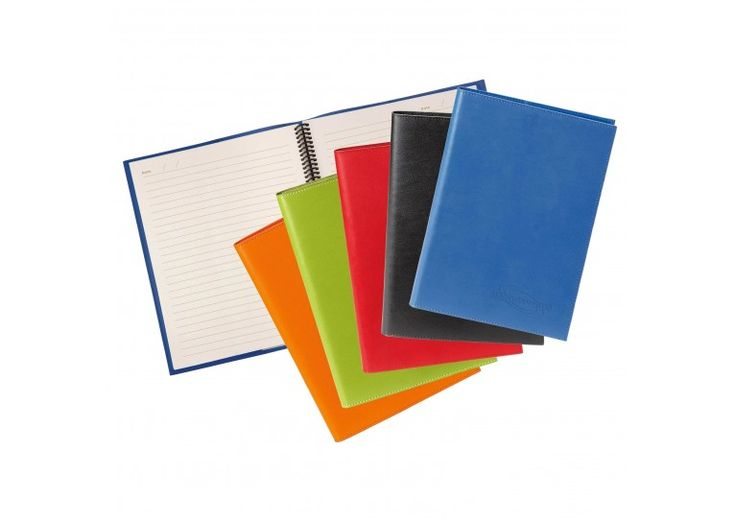 Colourplay Leather Refillable Journal