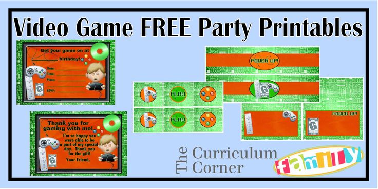Video Game Party Invitations is one of our best ideas you might choose for invitation design
