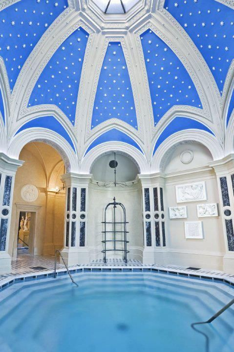 Take a Spa Break: Rácz Thermal Bath - Budapest, Hungary    The Rácz Thermal Bath, located in...