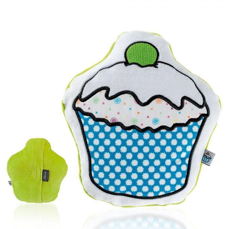 Fashy Kanola Tohumlu Doğal Isı Yastığı Cupcake Yeşil