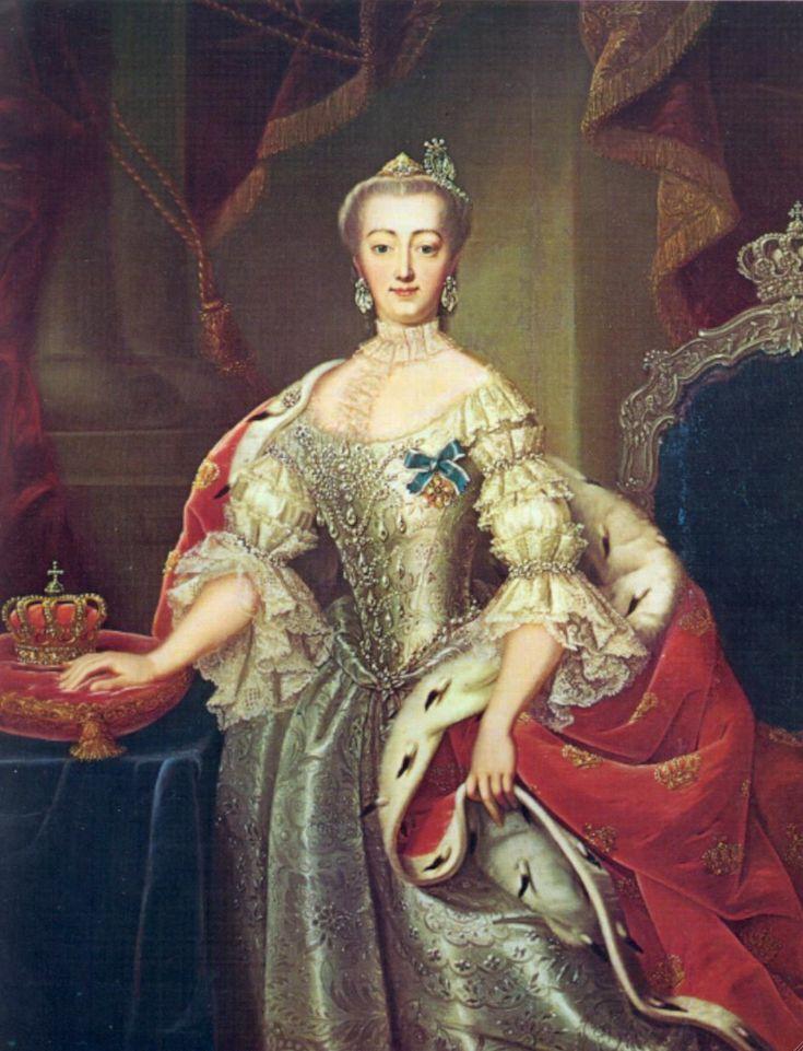 Queen Sophie Magdalene