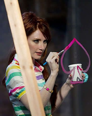 Bryce Dallas Howard for Kate Spade. Absolutely stunning!