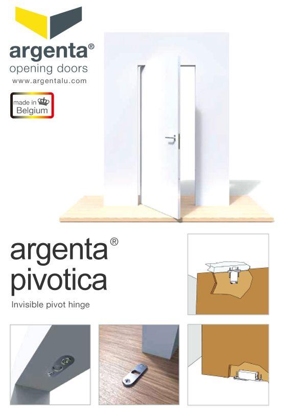 Argenta 174 Pivotica 174 Belgium A New Minimalistic And