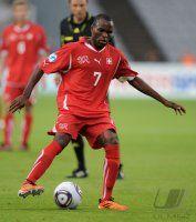Fussball U21-Europameisterschaft 2011:  Innocent Emeghara (Schweiz)