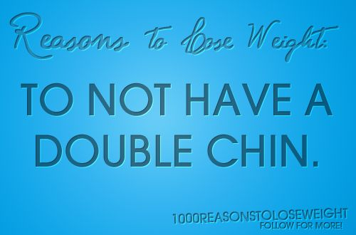 how to lose weight under chin fast