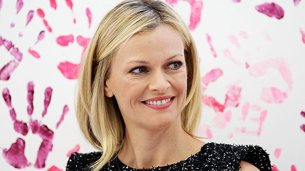 <p>Sarah Murdoch joins the National Breast Cancer Foundation to launch a new report about breast cancer among women under 40. </p>