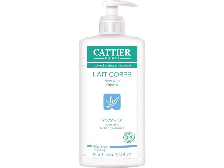 Cattier – Lapte de de corp pentru fermitatea pielii (500ml)