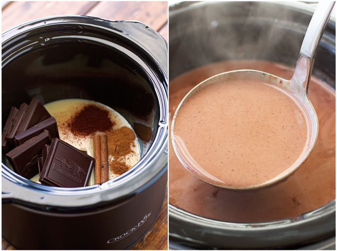 how to make chocolate using hot chocolate powder
