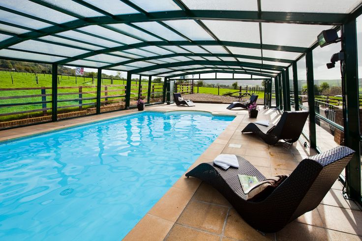 Indoor pool wayside house luxury - Swimming pools in dumfries and galloway ...