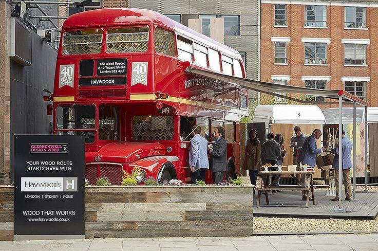 Havwoods at Clerkenwell Design Week 2015