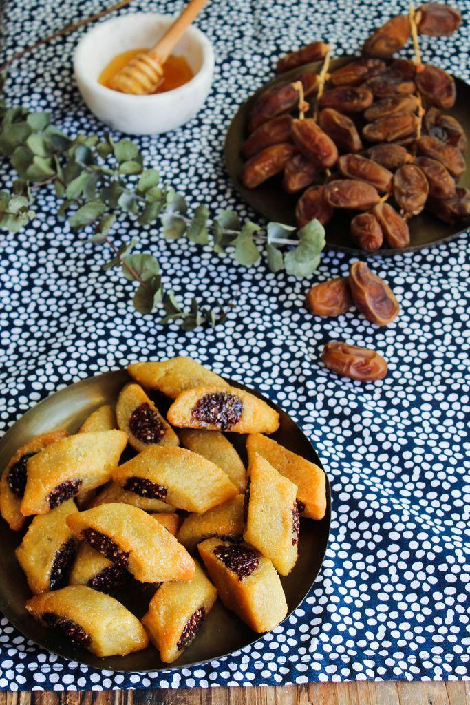 Makrouts au four {sans lait} - aime & mange