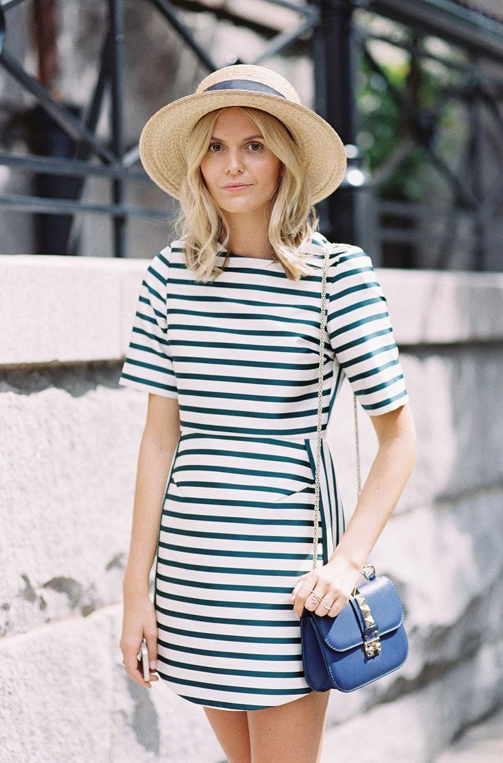 Nautical-Inspired Pieces You Don't Need A Boat To Wear