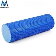EVA Foam Roller Pilates Floating Point Solid Massage Roller Exercise Crossfit Fitness Gym Muscle Tissue Yoga Roller //Price: $US $12.77 & FREE Shipping //
