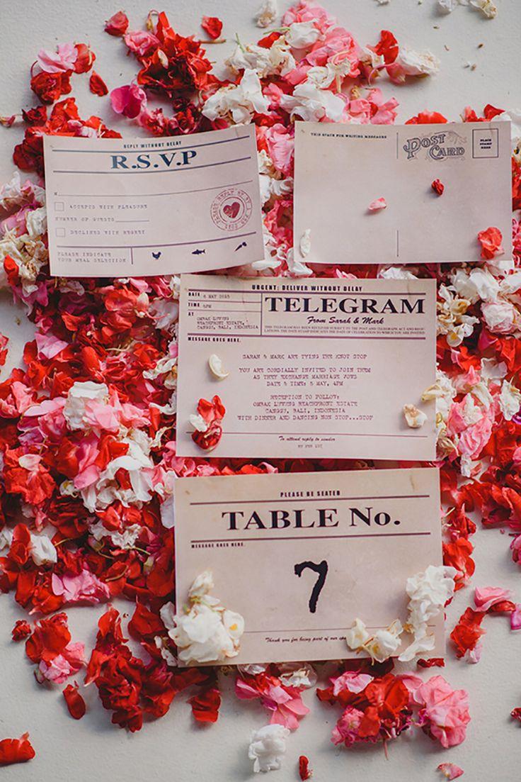419 best Wedding Invitations images on Pinterest | Wedding ...
