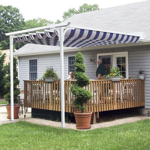 50 Best Deck Shade Ideas Images On Pinterest Home Ideas