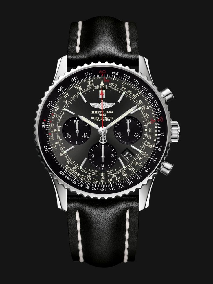Limited editions - Breitling Navitimer 01 - Mechanical pilot's watch