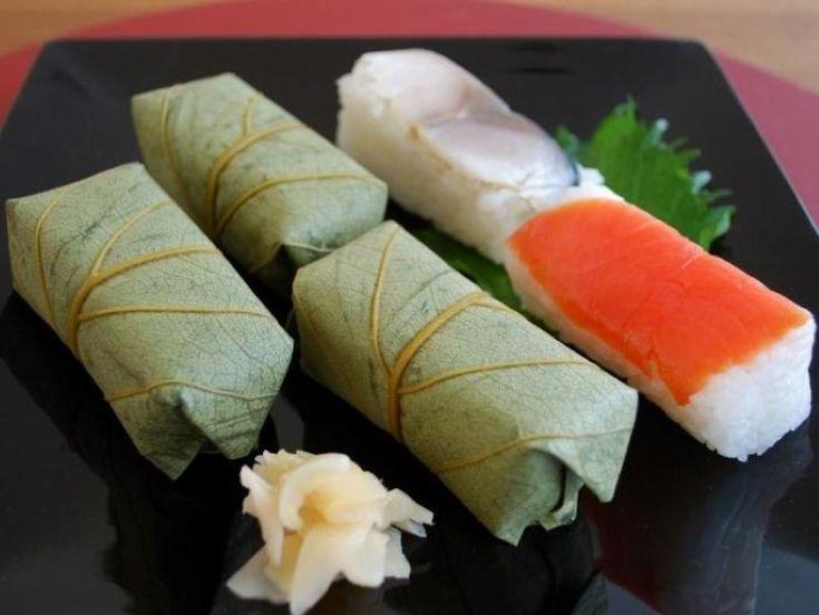 什麼是柿葉壽司?