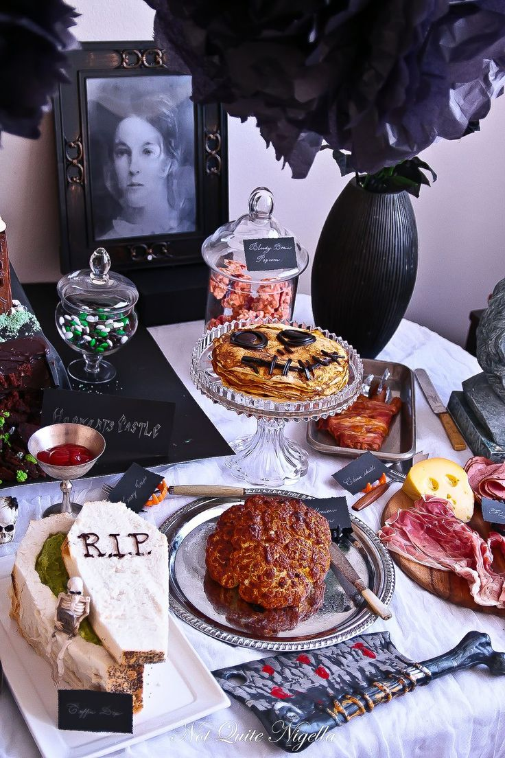 17 best images about halloween high tea party food on pinterest finger sandwiches halloween. Black Bedroom Furniture Sets. Home Design Ideas