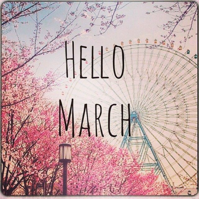 Hello March 🌸  Spring is close #ifeelitcoming it is time for fresh starts and new beginnings. Trees begin to bud and flowers to bloom. March birthstone is aquamarine and it symbolizes courage. Just what I need this month as I go through difficult and uncertain times ahead in the work front. Hoping for a new beginning. What does spring mean to you? #springisaroundthecorner#flowersblooming#freshstarts#newbeginnings#opportunities#courage#march#monthofmarch#therosypath#therosypathblog