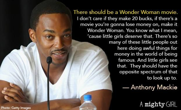 Anthony Mackie quote