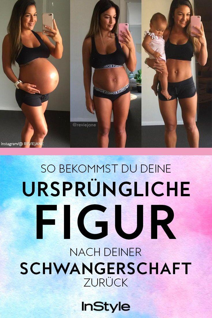 Wie man nach der Schwangerschaft schnell und einfach Gewicht verliert