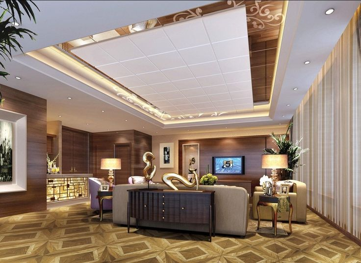 92 best ceiling designs images on pinterest ceilings - Feature wall ideas for living room ...