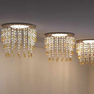 i am adding these recessed light decorations in my home and in my guest bathroom