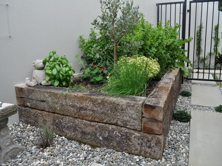 Interesting Herb Garden Ideas Inside Design
