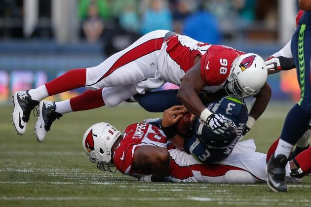 'Arizona Cardinals Soar in Seattle' Cardinals 39 Seahawks 32. By Stephanie Connery @AZLadyBirds on @NFLfemale covering the @azcardinals Nov.19th, 2015 Week 10