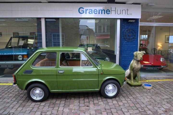1975 Fiat 126 | Classic Driver Market