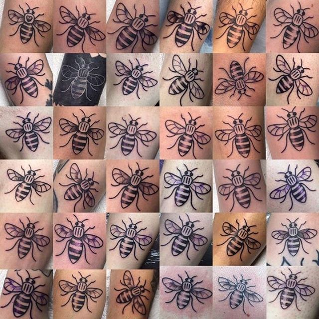 The inspiring reason people are getting bee tattoos following the Manchester attack | For The Win