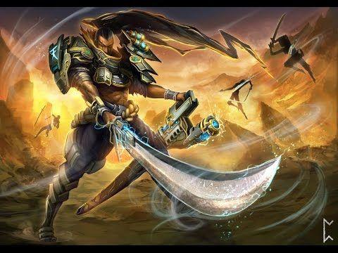 League of Legends[LoL] Guia básica y maestrias/runas Yasuo - YouTube