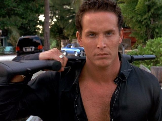 Cole Hauser. This one is a hard one, sometimes this guy can be hot, and other times not so. In Fast & Furious 2, he was fine! (again, maybe its the whole 'Bad Boy' thing hehe)