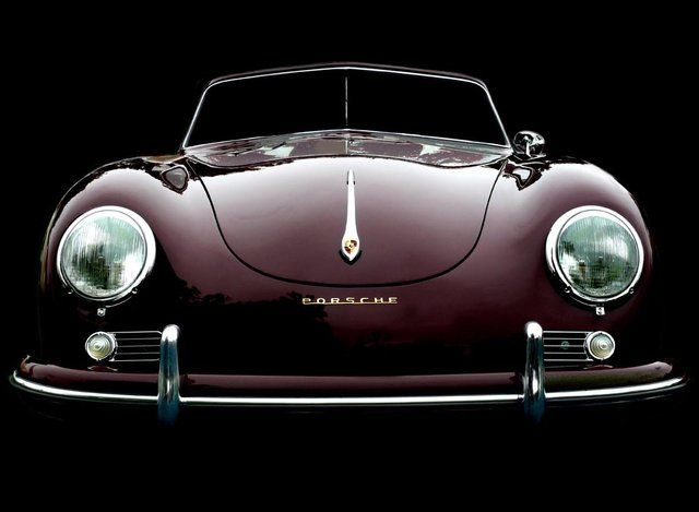 SpeedSports Cars, Vintage Cars, Colors, Beautiful, Police Cars, Porsche356, Dates Night, Porsche 356, Dreams Cars