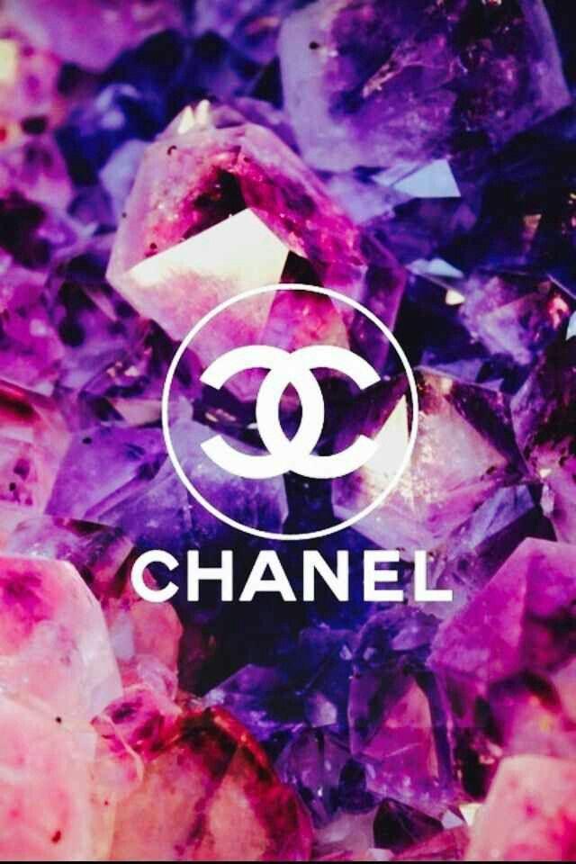 Chanel wallpaper Wallpers for iPhone Pinterest