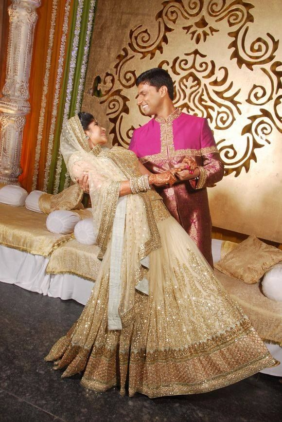 An Elegant Telegu Wedding In Hyderabad RV Sindhura