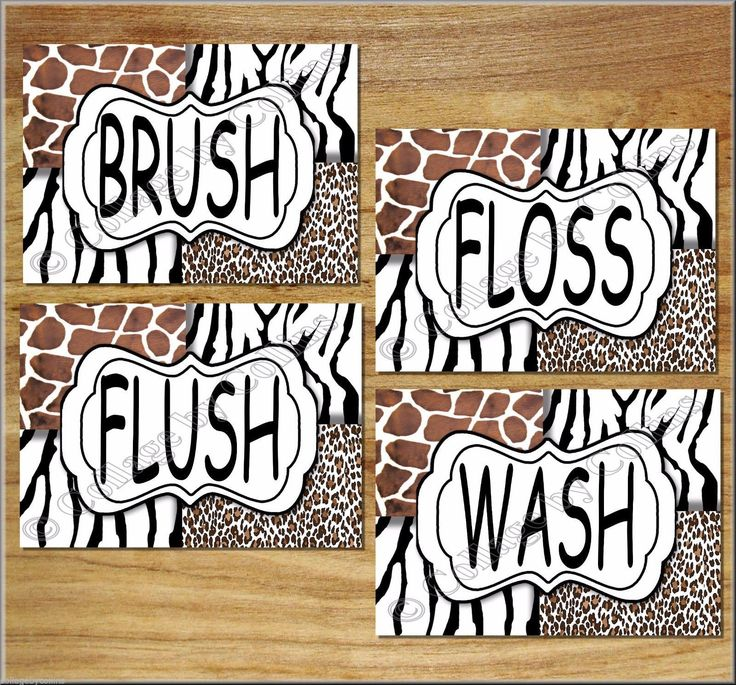 Zebra Print Bathroom Wall Decor : Best images about leopard cheetah zebra safari on