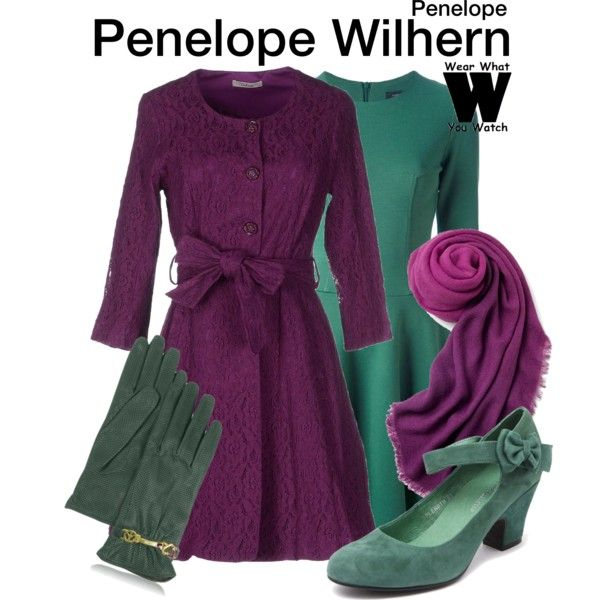 Inspired by Christina Ricci as Penelope Wilhern in 2006's Penelope.