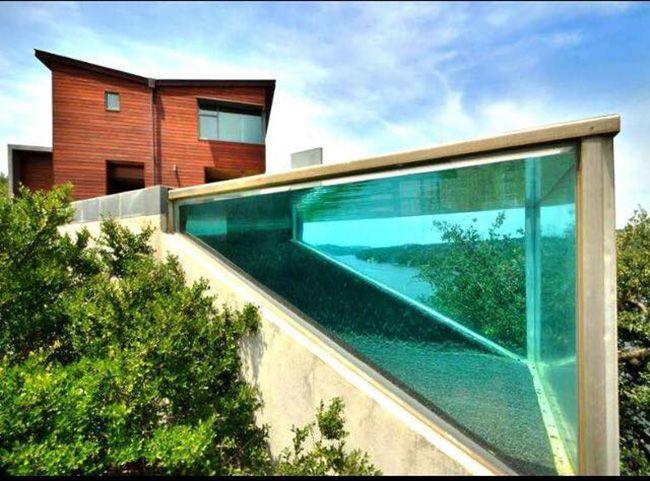 25 melhores ideias sobre piscinas feitas em casa no for Modelos de piscinas cuadradas