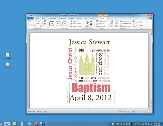 Best Microsoft Word For Scrapbooking Images On