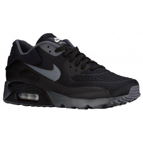 finest selection 068cf 13a3d Nike air max 90 ultra-mens-running-shoes-blackblackwhitedark  grey-sku45039003  Air max 90 black, Air max 90 and Air max