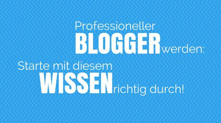 Die richtigen Inspirationsquellen im Netz zu finden um professioneller Blogger werden zu können ist nicht einfach. Deshalb hier unsere Empfehlungs-Liste!