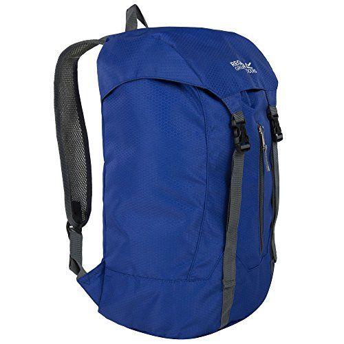 Regatta Great Outdoors Easypack Packaway Rucksack/Backpack (25 Liters) (One Size) (Surf Spray)