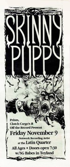 1000 images about skinny puppy on pinterest